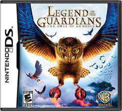 Legend of the Guardians - The Owls of Ga Hoole (DS)