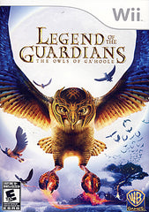 Legend of the Guardians - The Owls of Ga'Hoole (NINTENDO WII)