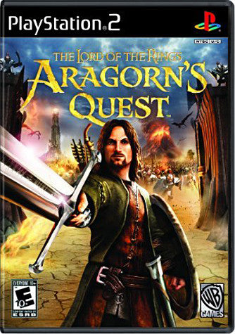 Lord of the Rings - Aragorn s Quest (Limit 1 copy per client) (PLAYSTATION2) PLAYSTATION2 Game