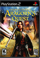 Lord of the Rings - Aragorn s Quest (Limit 1 copy per client) (PLAYSTATION2)