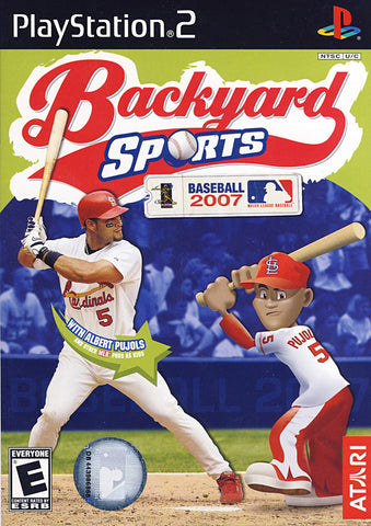 Backyard Baseball 2007 (PLAYSTATION2) PLAYSTATION2 Game