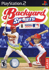 Backyard Baseball 2007 (PLAYSTATION2)