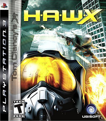 Tom Clancy's - H.A.W.X (PLAYSTATION3) PLAYSTATION3 Game