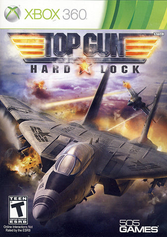 Top Gun - Hard Lock (XBOX360) XBOX360 Game