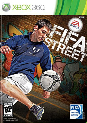 FIFA Street (Trilingual Cover) (XBOX360) XBOX360 Game