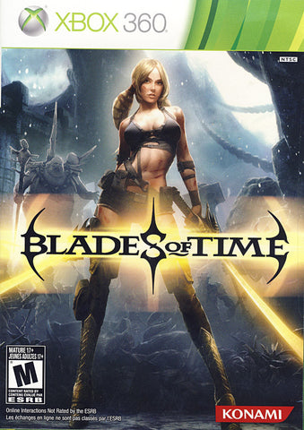 Blades of Time (Trilingual Cover) (XBOX360) XBOX360 Game