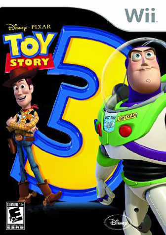 Toy Story 3 - The Video Game (NINTENDO WII) NINTENDO WII Game