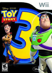Toy Story 3 - The Video Game (NINTENDO WII)