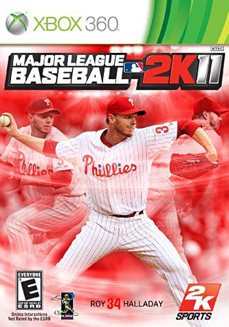 Major League Baseball 2K11 (XBOX360) XBOX360 Game