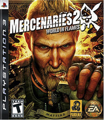 Mercenaries 2 - World in Flames (PLAYSTATION3)