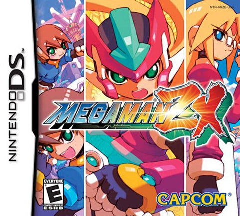 Mega Man ZX (DS) DS Game
