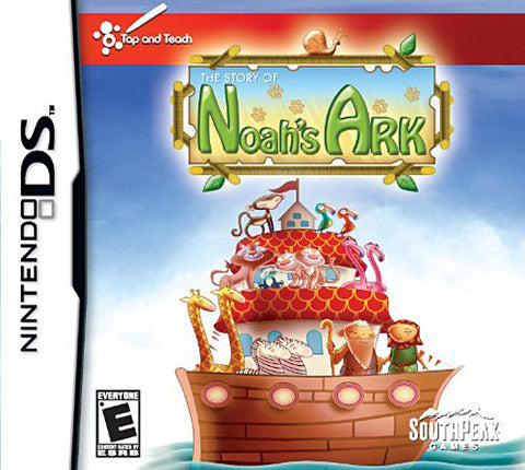Noah's Ark (DS) DS Game