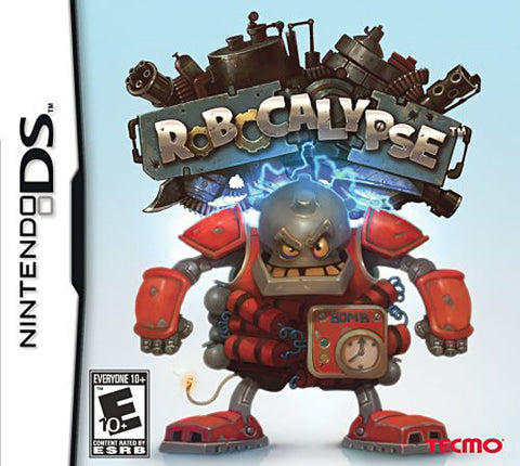 Robocalypse (DS) DS Game