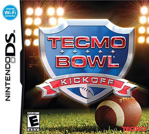 Tecmo Bowl - Kickoff (Bilingual Cover) (DS) DS Game