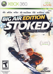 Stoked - Big Air Edition (XBOX360)