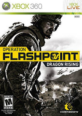Operation Flashpoint - Dragon Rising (XBOX360)