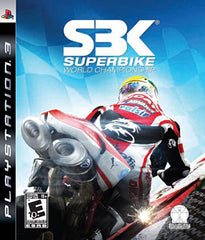 SBK Superbike World Championship (PLAYSTATION3)