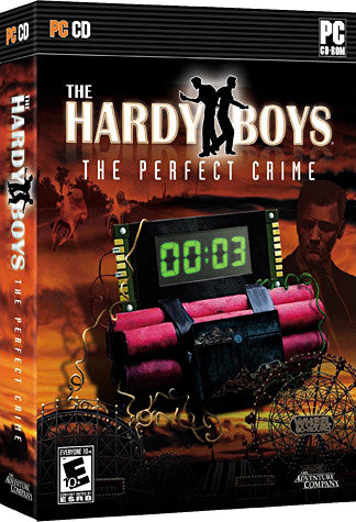 The Hardy Boys - The Perfect Crime (PC) PC Game