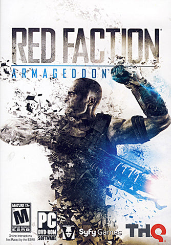 Red Faction - Armageddon (Limit 1 copy per client) (PC) PC Game