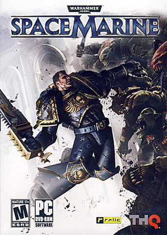 Warhammer 40k - Space Marine (PC) PC Game