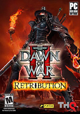 Warhammer 40K - Dawn of War II - Retribution (PC) PC Game