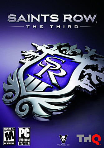 Saint's Row - The Third (PC) PC Game