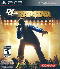 Def Jam Rapstar (Game Only) (Bilingual Cover) (PLAYSTATION3)
