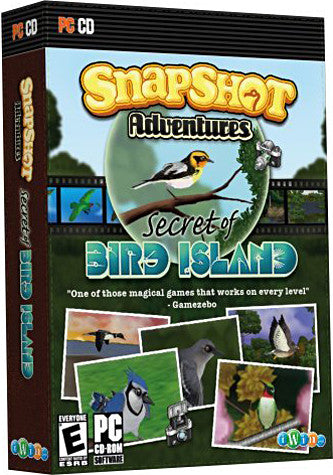Snapshot Adventures - Secret of Bird Island (PC) PC Game