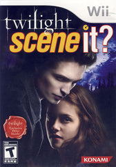 Scene It - Twilight (Trilingual Cover) (NINTENDO WII)