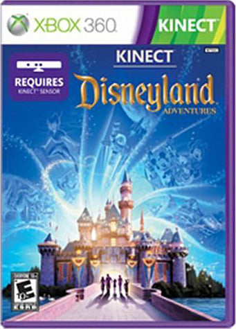 Disneyland Adventures (Kinect) (XBOX360) XBOX360 Game