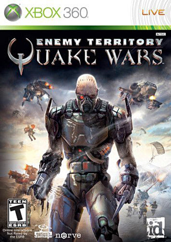 Enemy Territory - Quake Wars (XBOX360) XBOX360 Game