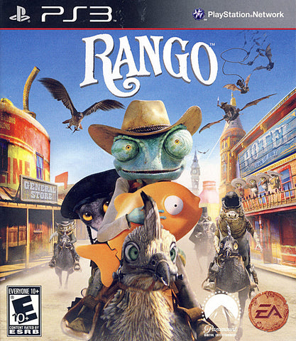 Rango (PLAYSTATION3) PLAYSTATION3 Game