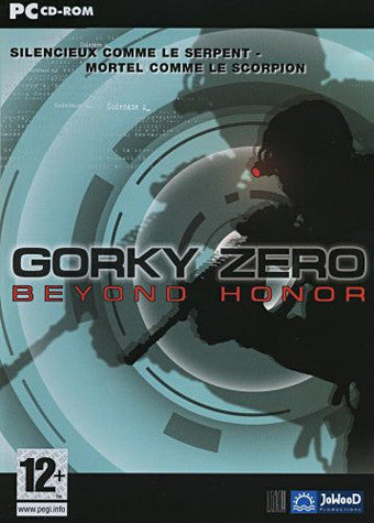 Gorky Zero Beyond Honor (French Version Only) (PC) PC Game