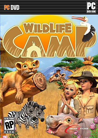 Wildlife Camp (Limit 1 copy per client) (PC) PC Game