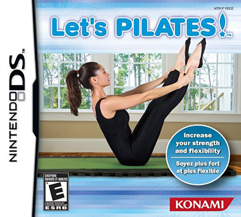 Let's Pilates (DS) DS Game
