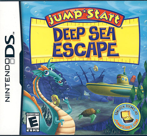 Jump Start - Deep Sea Escape (DS) DS Game