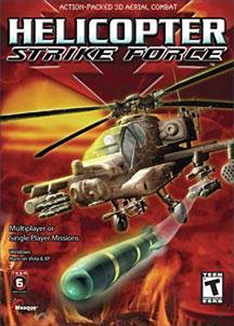 Helicopter Strike Force (PC) PC Game