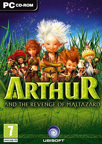Arthur and the Revenge of Maltazard (PC) (PC) PC Game