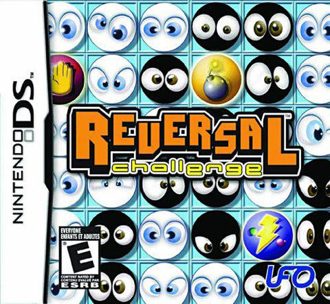 Reversal Challenge (Bilingual Cover) (DS) DS Game