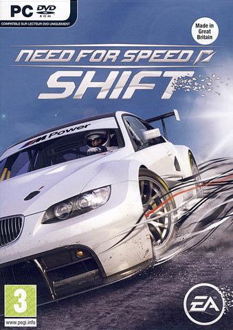 Need For Speed - Shift (French Version Only) (PC) PC Game