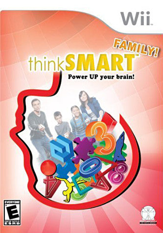 Thinksmart - Family (NINTENDO WII) NINTENDO WII Game