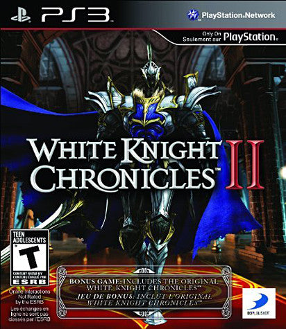 White Knight Chronicles II (2) (PLAYSTATION3) PLAYSTATION3 Game