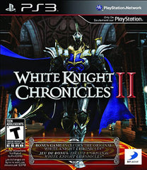 White Knight Chronicles II (2) (PLAYSTATION3)