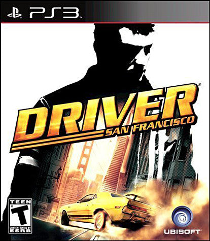 Driver - San Francisco (Bilingual Cover) (PLAYSTATION3) PLAYSTATION3 Game