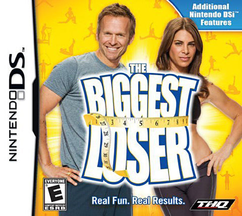 The Biggest Loser (DS) DS Game
