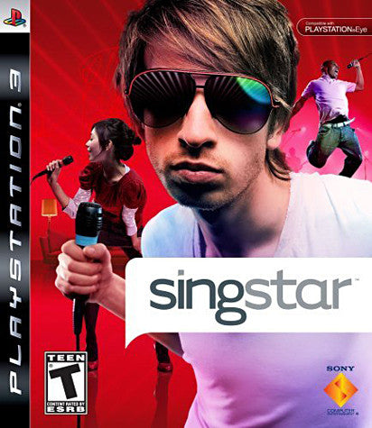 SingStar (Game Only) (PLAYSTATION3) PLAYSTATION3 Game