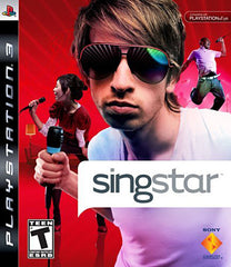 SingStar (Game Only) (PLAYSTATION3)