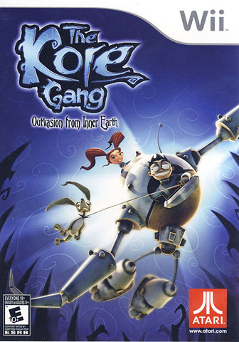 The Kore Gang (Bilingual Cover) (NINTENDO WII) NINTENDO WII Game