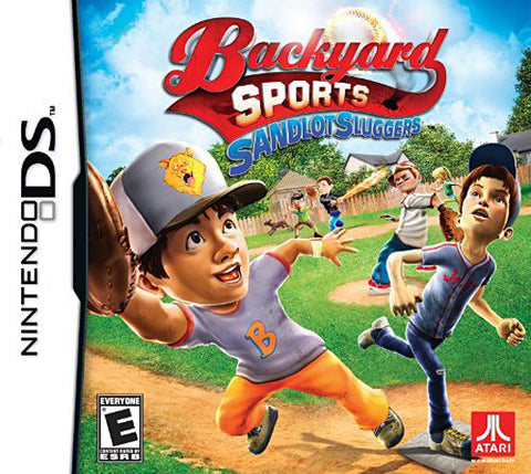 Backyard Sports - Sandlot Sluggers (DS) DS Game