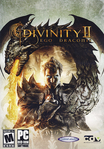 Divinity II - Ego Draconis (Limit 1 copy per client) (PC) PC Game